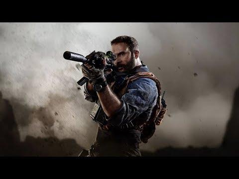 Call Of Duty: Modern Warfare Первый запуск ОБТ