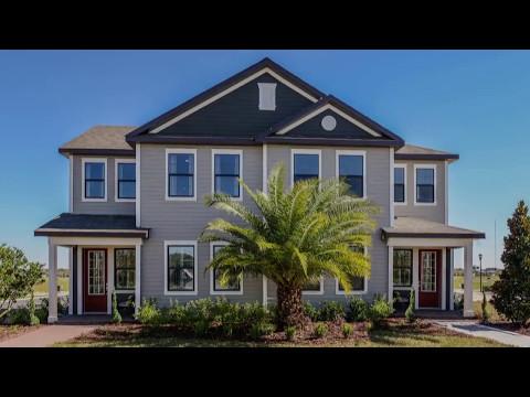 FishHawk Ranch Villas - Bellhaven Model – New Homes In Lithia, FL – CalAtlantic Homes