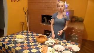 Жаркое в русской печи