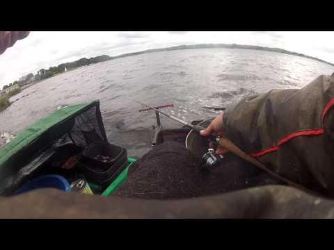 Fishing For Roach/bream Hybrids In Ireland July 2017