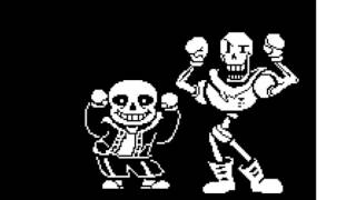 Caramelldansen- Sans and Papyrus (Undertale) By Skelebro Covers