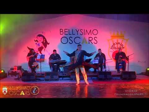 Amir Thaleb LIVE PERFORMANCE @BELLYSIMO OSCARS with Chronis Taxidis& Band