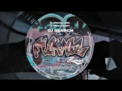 DJ SEARCH - Strange Times