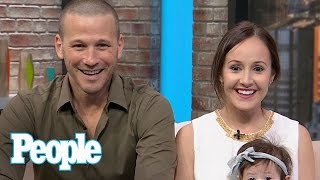 Ashley Rosenbaum & J.P. On Parenthood & Love Lessons From 'Marriage Boot Camp' | People NOW | People