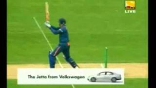 Sehwag 54(36) vs NZL Wellington