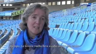 eVACUATE EU project trials at Anoeta Stadium 2016