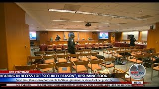 WATCH: FCC Net Neutrality Vote EVACUATED due to Security Threat