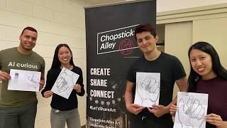 Chopsticks Alley Art Classes 2020
