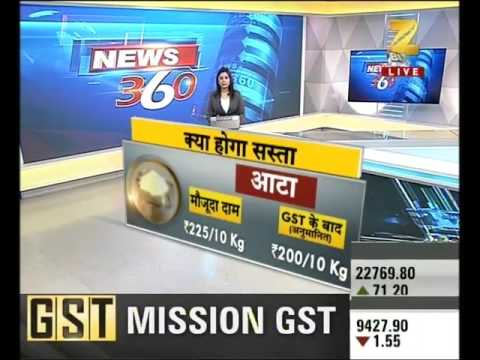 GST: Telecom, Business Class Airfare Costly; Education, Healthcare Exempt