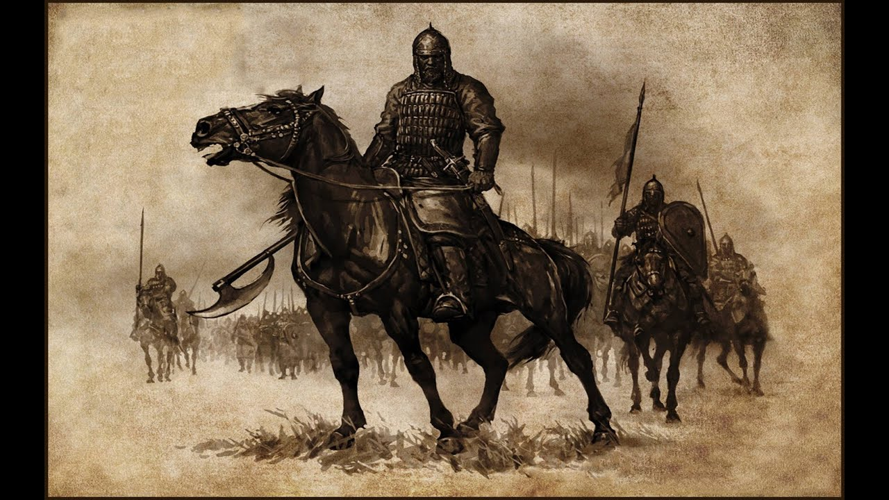 mount and blade warband how to get manhunters