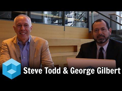 Steve Todd & George Gilbert - #MITCDOIQ - #theCUBE