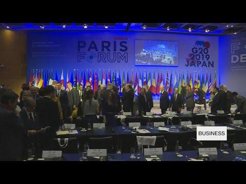 EU, IMF warn trade war could affect global growth