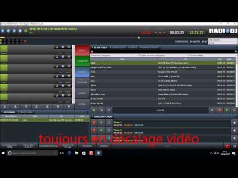 Installation Radio Dj en français logiciel de diffusion spécial radio webradio