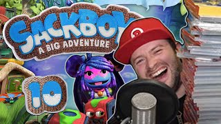 Lag, Switch Games Flex & Lag provided by Vodafone 🧶SACKBOY: A BIG ADVENTURE #10