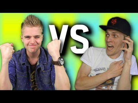 MILAN vs MATTHY - BEST OF 3 CHALLENGE!