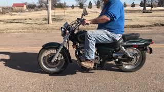 2001 Suzuki GZ250 Cruiser Motorcycle