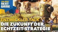 Talk: Wie steht's um die Zukunft der Echtzeitstrategie? – Find Your Next Game/FYNG | Tag 19