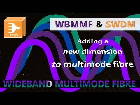 Wideband Multimode Fibre and SWDM: FIA seminar June 2016