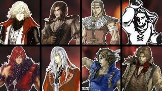 ¿Quiénes son los Belmont? (Clan Belmont) - Castlevania
