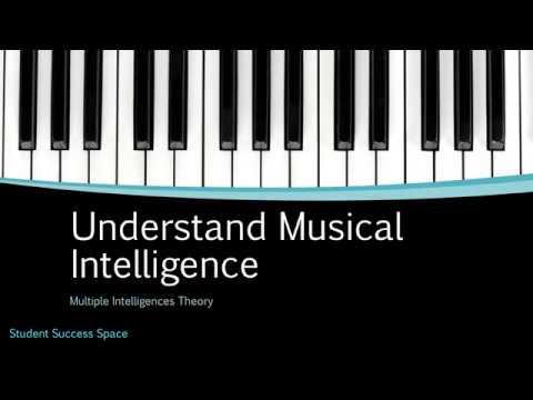 Understand Musical Intelligence