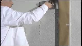 """Spracovanie Baumit CreativTop - technika """"Hrubý betón"""""""