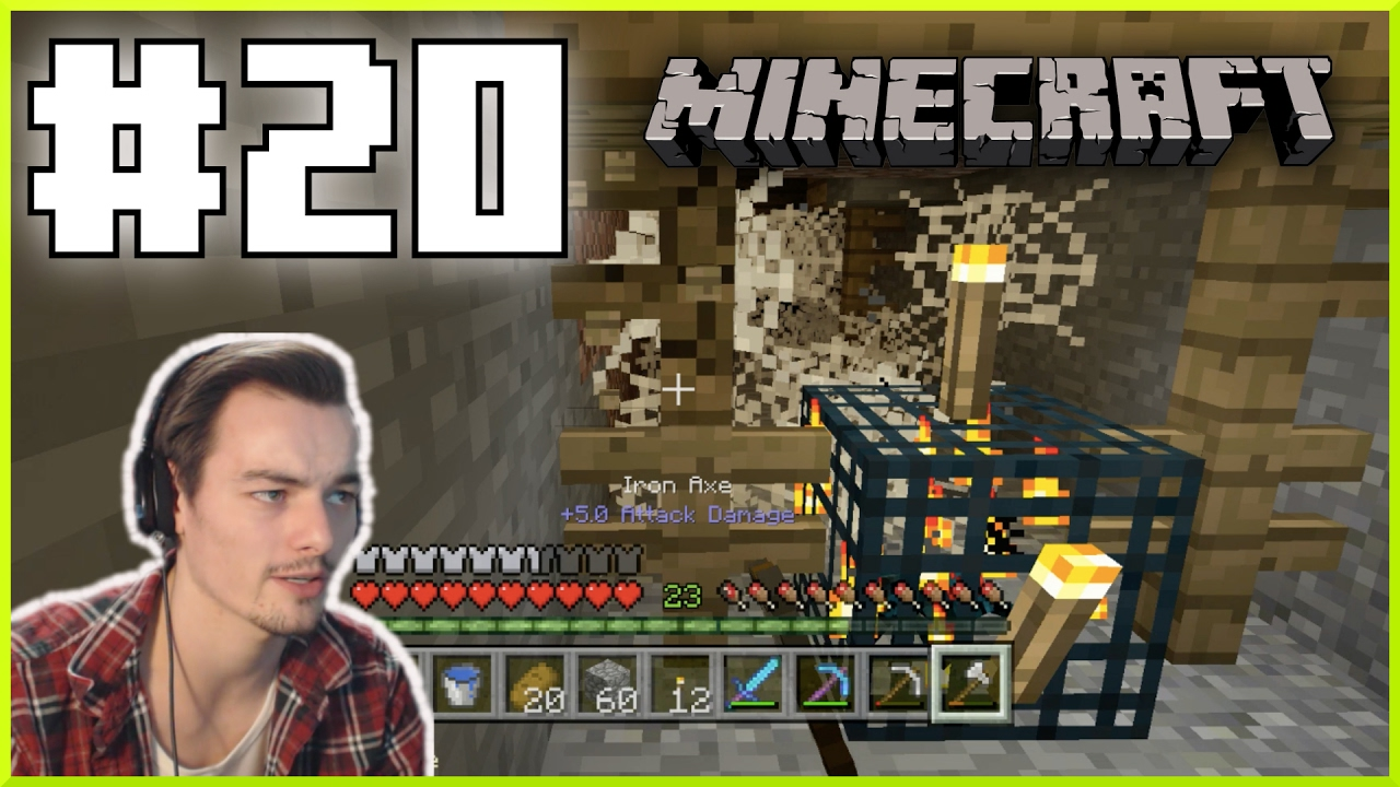 how to build a mob spawner in minecraft ps4
