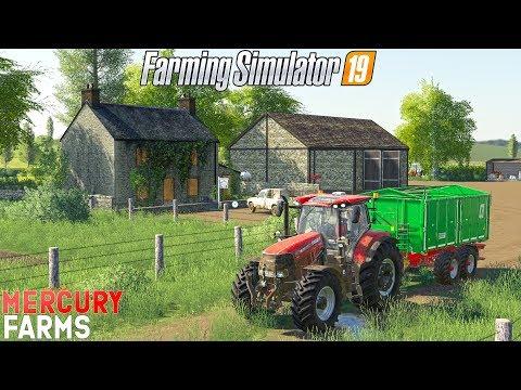 CETTE MAP EST ENFIN DISPONIBLE SUR PC,PS4,XBOX ONE ! | - Farming Simulator 19. thumbnail
