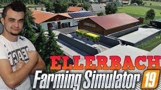 """Farming Simulator 19 """"Sprawdzanie Map"""" #17 ㋡ ELLERBACH - Najładniejsza mapa zagraniczna?!!"""