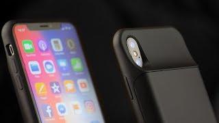 Akkumulátoros tok 2018-ban? - BrexLink BatteryCase iPhone X