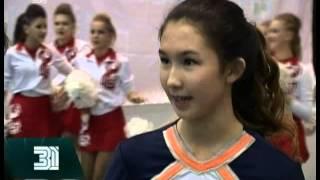 Челябинские черлидеры стали лучшими среди 700 команд со всей России