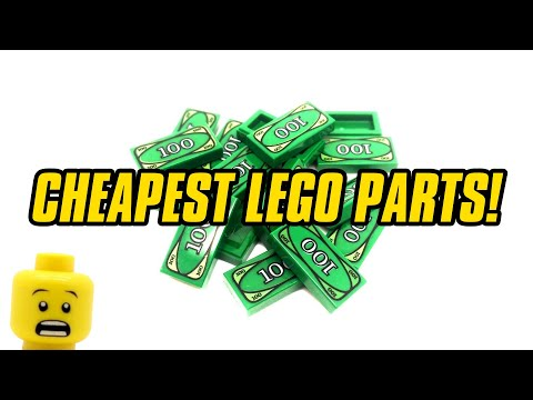 The CHEAPEST Way To Buy LEGO Pieces!