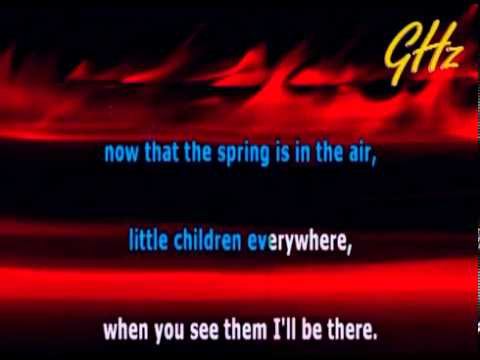 Seasons in the Sun   Terry Jacks Karaoke   YouTube
