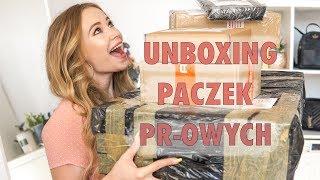 UNBOXING PACZEK PR-OWYCH #3