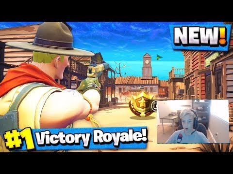 FORTNITE WILD WEST DUOS REVIEW