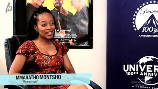 """Nothing for Mahala"" - Interview with Mmabatho Montsho"