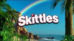 Skittles Werbung Fruchtiges Kaubonbon Skittles Try the rainbow