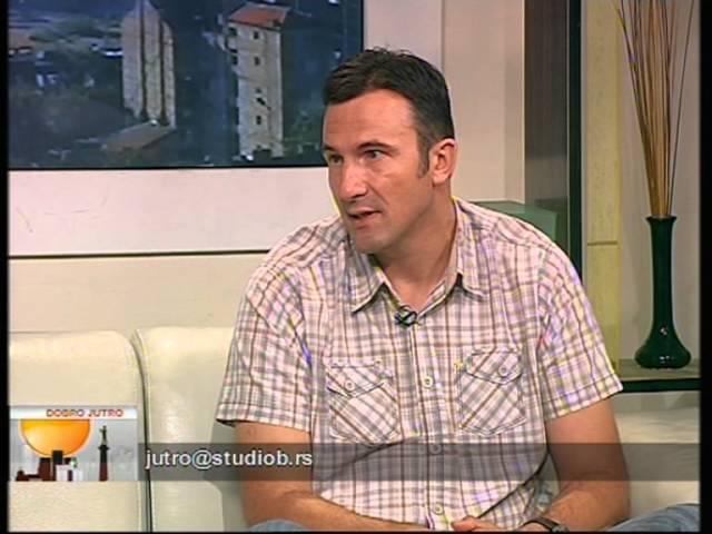 URK Studentski grad, Predsednik Milorad Šolevi? - TV Studio B