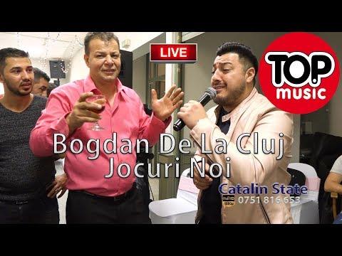 Bogdan De La Cluj & Bodo - Jocuri Tiganesti Noi Live 2018 - Colaj - Botez Germania