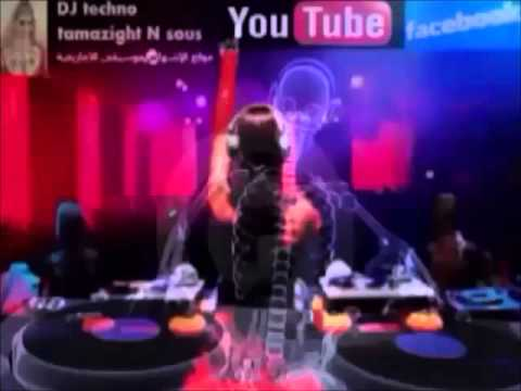 Dj techno music - tamazight - tachlhit N souss 2015 #12