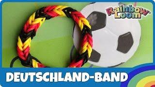 YouTube - Fussball-EM Fan-Armband