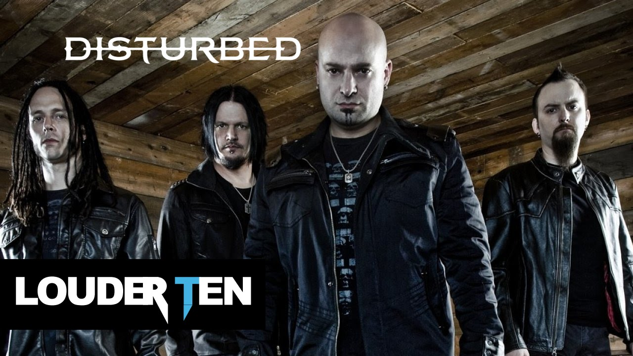 Top 10 Disturbed Songs - YouTube