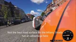 Kattegat Tour in Strada velomobile Part 3