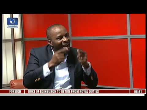 Roman Oseghale on Developing the Nigerian Economy PT2
