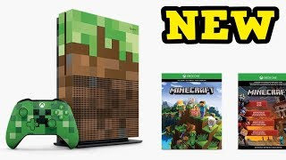 NEW MINECRAFT XBOX - Release Date Confirmed