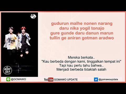 Easy Lyric STRAY KIDS - DISTRIC 9 By GOMAWO [Indo Sub]