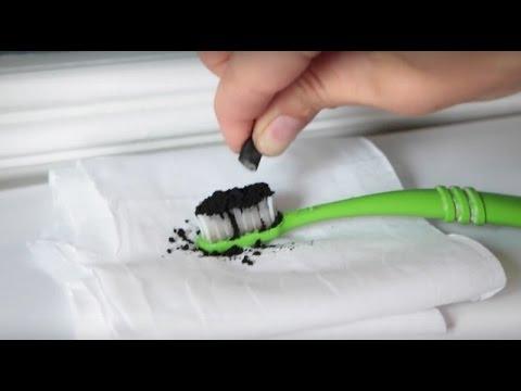 remedio casero para blanquear los dientes rapido