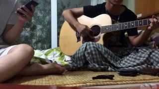 Lại gần hôn anh - Bằng Kiều ( Guitar cover )