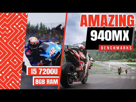 Acer E5 475G Geforce 940MX   MotoGP 21   On Budget Laptop 2021  