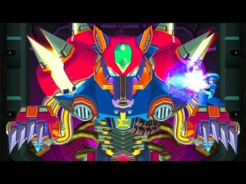 Mega Man Maverick Hunter X (PSP) - All Bosses (No Damage/Hard/No Upgrades/Buster Only) 1080p 60FPS