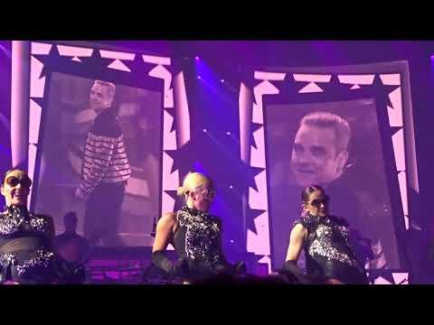 Robbie Williams - Las Vegas Encore Theater - Land Of A Thousands Dances - 15.03.2019